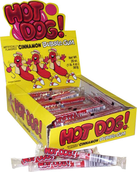 hot-dog-cinnamon-gum-package