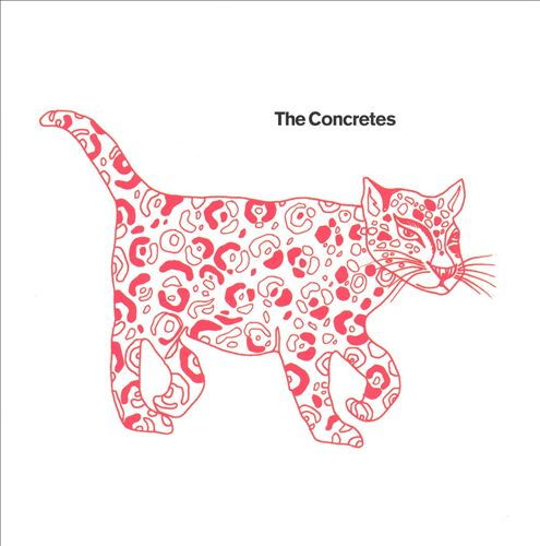 Concretes Album cover