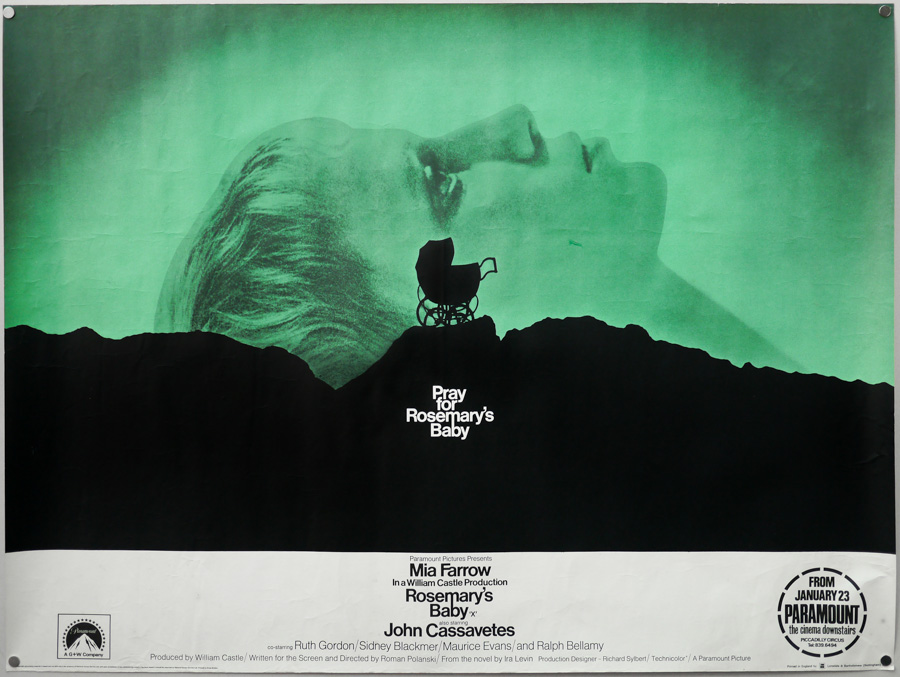 Rosemarys-Baby-UK-quad-poster-art