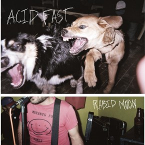 AcidFast_RabidMoon-punk-indie-album-cover-oakland