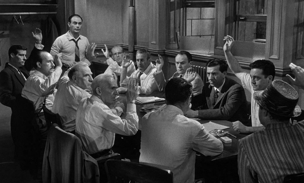 an analysis of the movie 12 angry men by sidney lumet The film 12 angry men relies more heavily on the use of characterization than  any other movie i can  an analysis of the movie 12 angry men by sidney lumet.