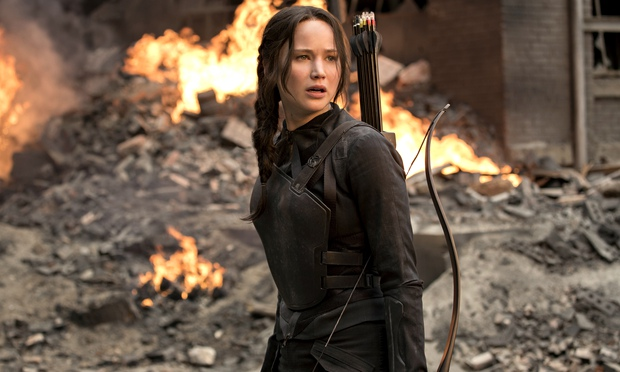 the hunger games mocking jay part one 2014 film jennifer lawrence