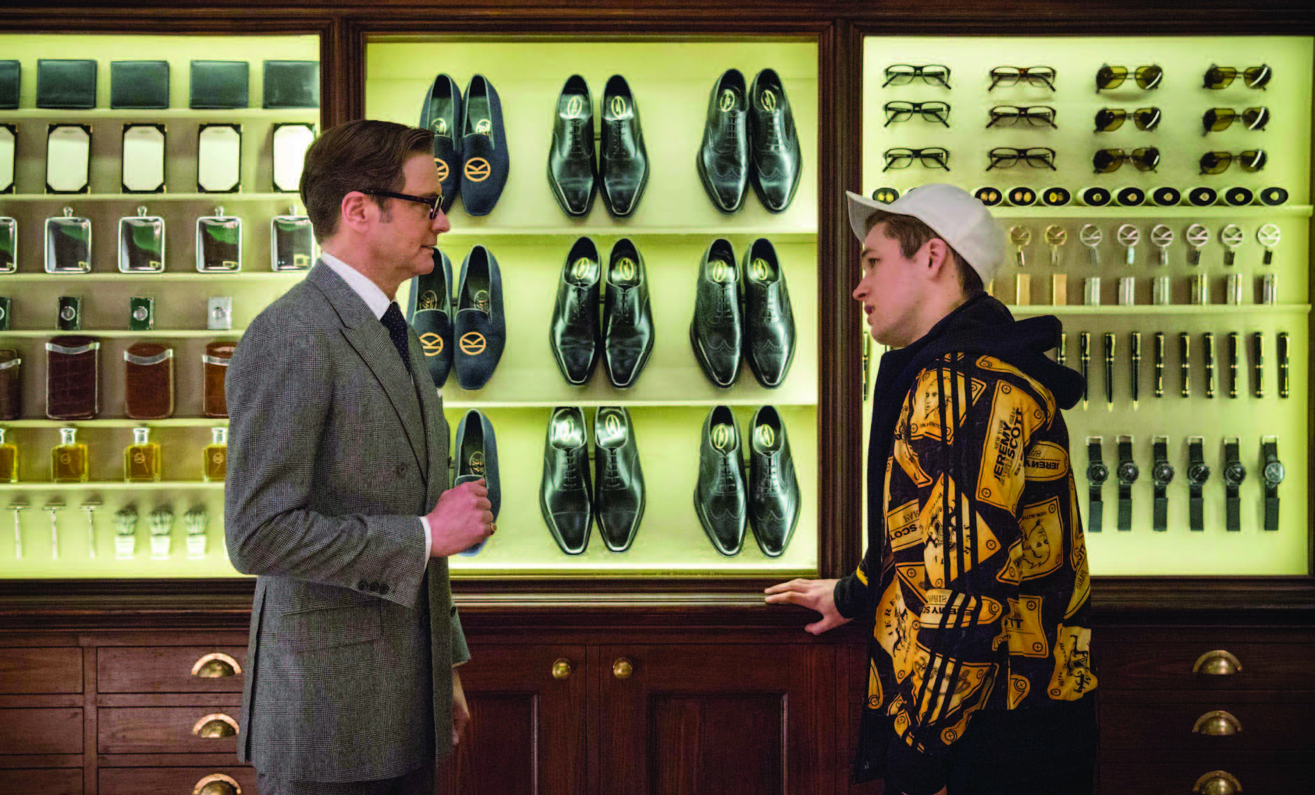 kingsman-colin-firth-michael-vaughan-mark-millar-spy-film-thriller-comedy-2014