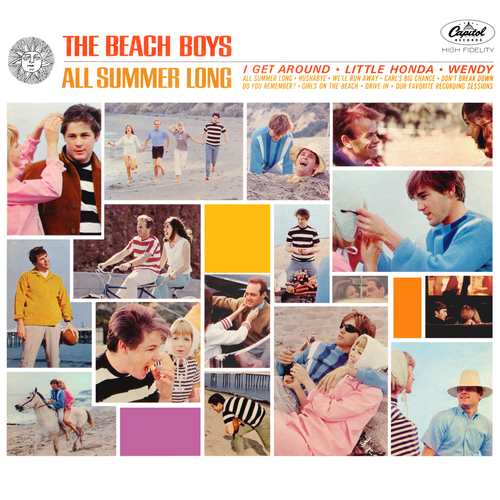 beach boys all summer long