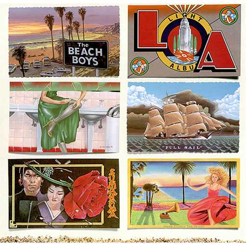 beach boys la light album 1979