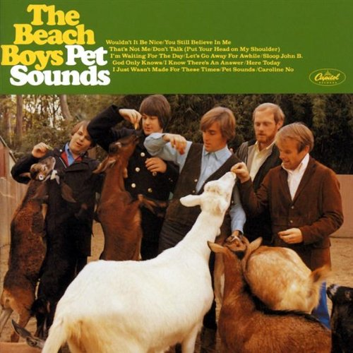 beach boys pet sounds album cover