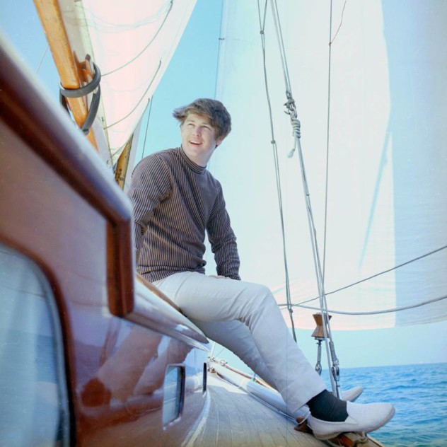 brian wilson summer days cover art outtake photo