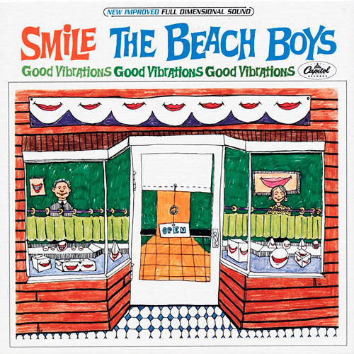 smile by the beach boys 2011 collection