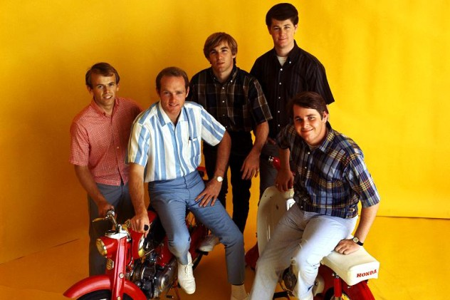 the beach boys 1964 all summer long