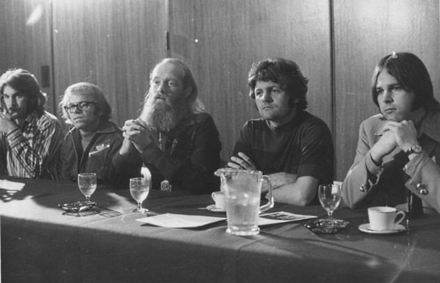 the beach boys 1970 convention