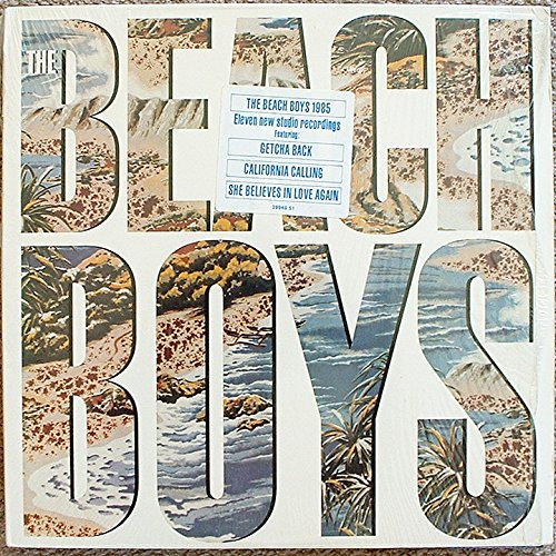 the beach boys 1985 self titled album