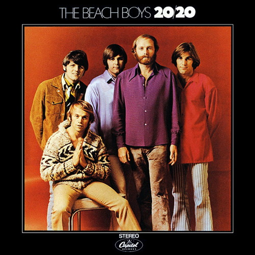 the beach boys album 20-20 cover art