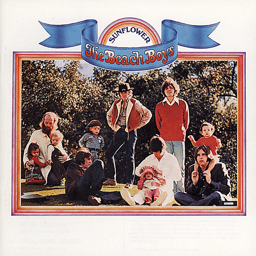 the beach boys album sunflower 1970