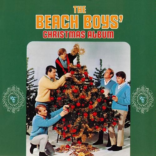 the beach boys christmas album 1964