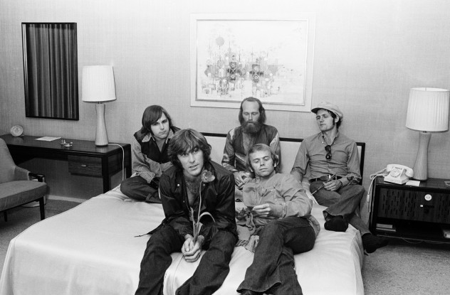the beach boys hilton rotterdam 1969