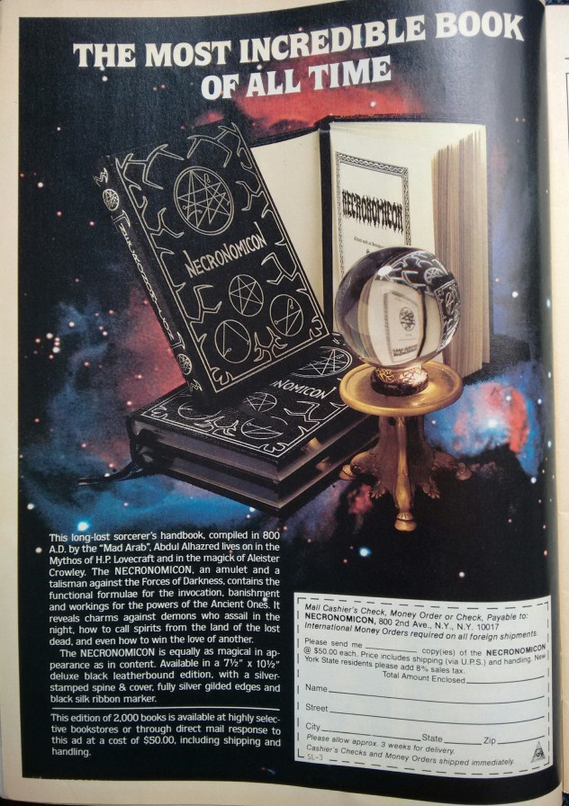 Necronomicon-Most-Incredible-Book-All-Time-1981-Starlog-Issue-49