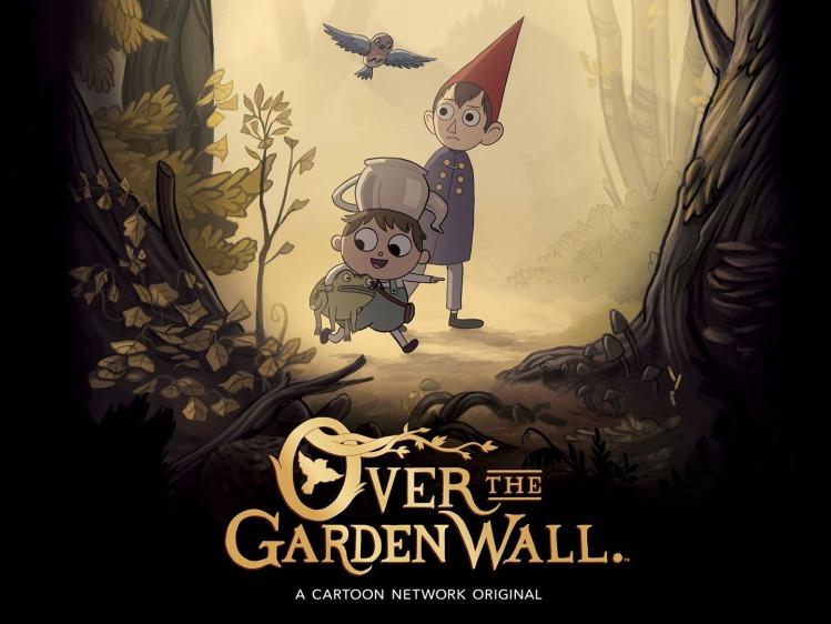 Over the Garden Wall Overtheg