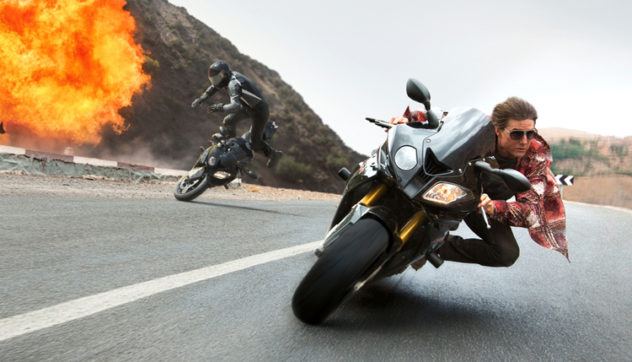 mission impossible rouge nation tom cruise spy thriller