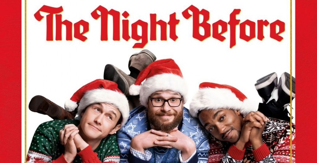 The-Night-Before-Poster-Christmas-poster