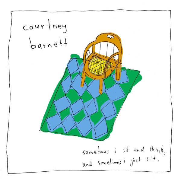 courtney-barnett-sometimes-i-sit-album-2015