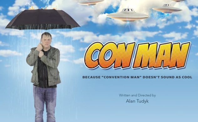 CON MAN: Alan Tudyk