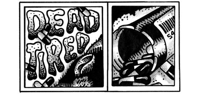 dead tired seven inch hamilton ontario band
