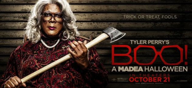 boo a madea halloween movie 2016 see you next wednesday live episode