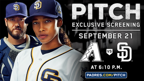 PITCH - Kylie Bunbury, Mark-Paul Gosselaar, Mark Consuelos, Mo McRae, Meagan Holder, Tim Jo, Dan Lauria, Ali Larter
