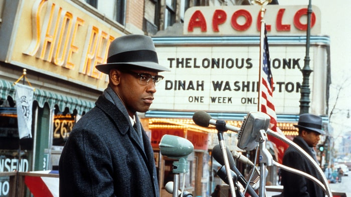 Malcolm X 1992 Spike Lee