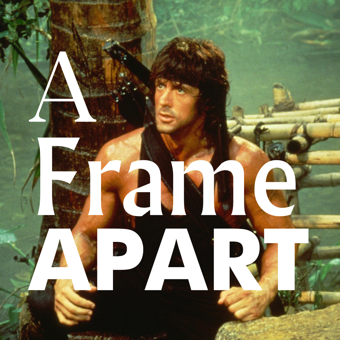 Apart Vs A Part: Rambo: First Blood Part 2 VS
