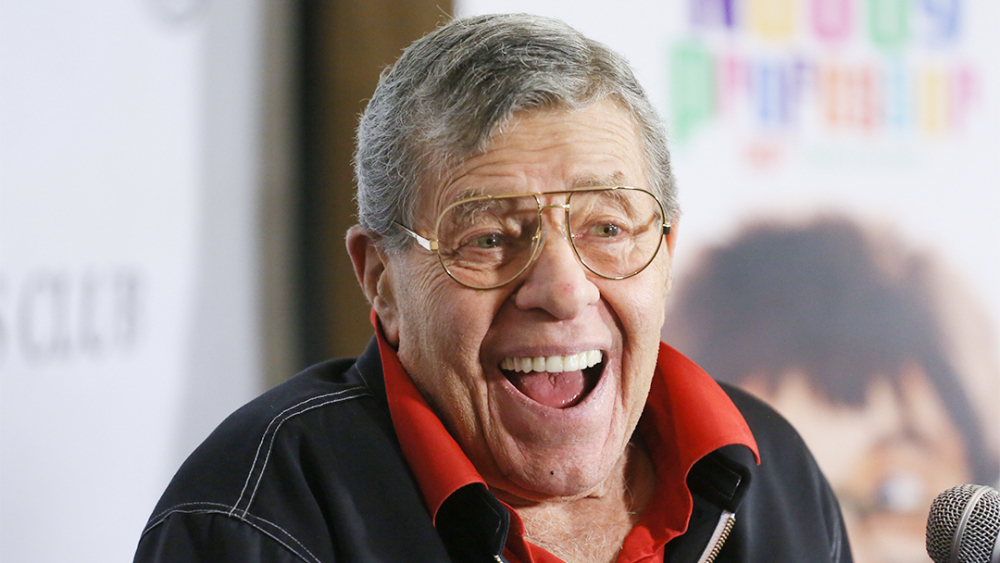 Jerry Lewis Is Dead