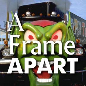 A Frame Apart Podcast Episode 103 - Eat Your Darts, Stephen King!   Modern Superior