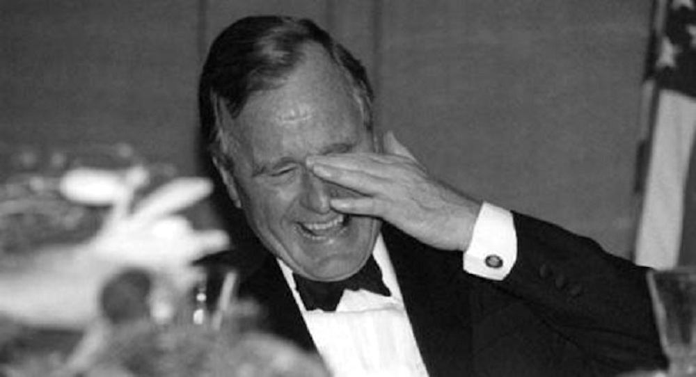 George H.W. Bush Is Dead
