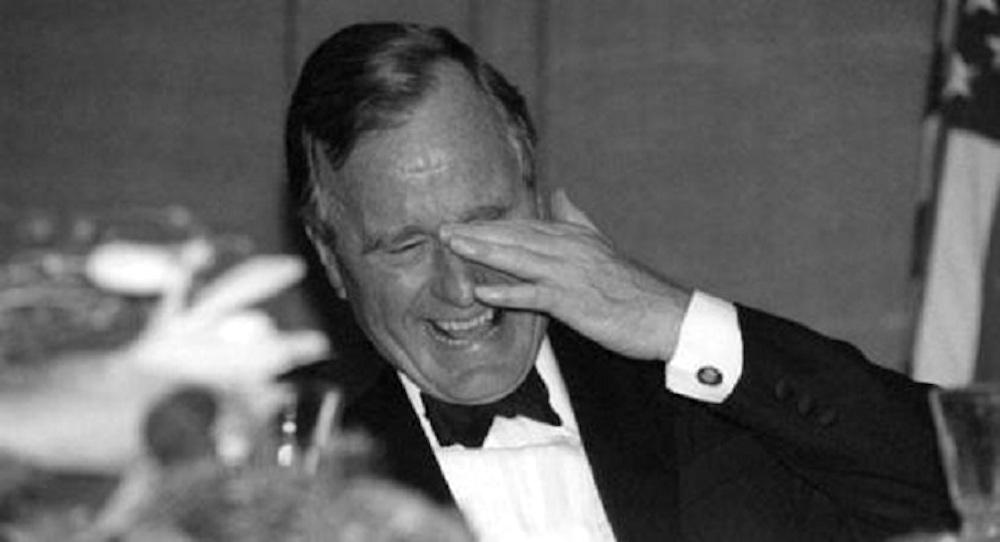 George H.W. Bush Is Dead